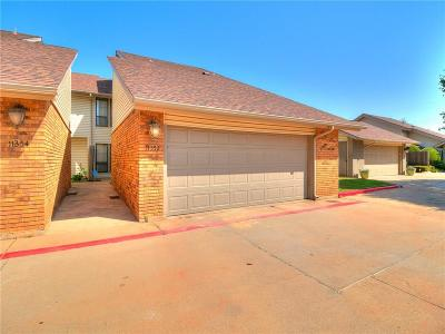 Oklahoma County Condo/Townhouse For Sale: 11352 Benttree Circle