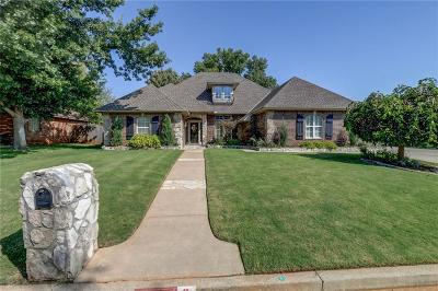 Oklahoma City Single Family Home For Sale: 6505 NW 116th Street
