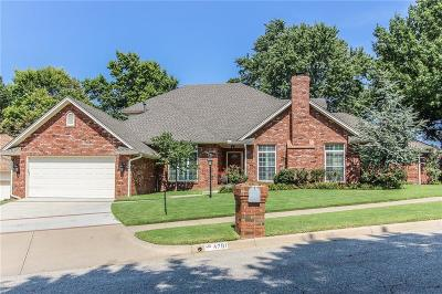 Norman  Single Family Home For Sale: 4701 Fountain Gate Drive
