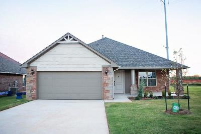 Edmond Single Family Home For Sale: 4101 NW 155th Street