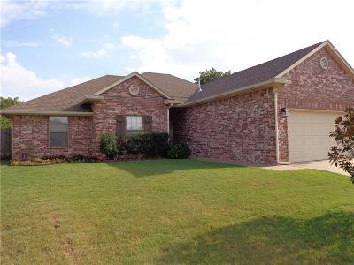 Edmond Single Family Home For Sale: 2708 NE 129th