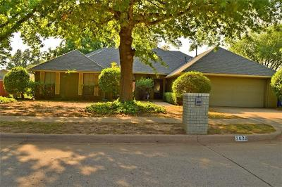 Norman Single Family Home For Sale: 2620 Barry Switzer