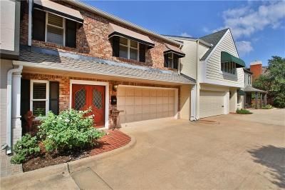Oklahoma City Condo/Townhouse For Sale: 3107 NW 63rd Street