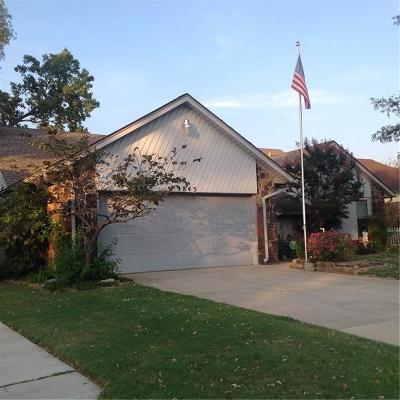Midwest City Single Family Home For Sale: 9845 Willow Wind Drive