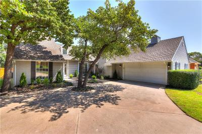 Edmond Single Family Home For Sale: 1708 Olde Towne Road