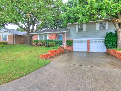 Single Family Home For Sale: 7804 NW 21st Street