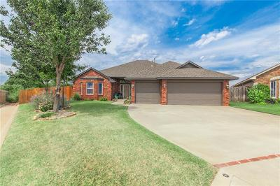 Oklahoma City Single Family Home For Sale: 10033 NW 139 Street