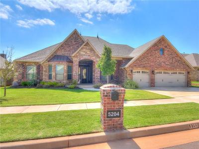 Edmond Single Family Home For Sale: 5204 NW 161st Terrace