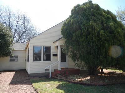 Norman Single Family Home For Sale: 125 S Pickard