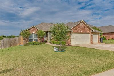 Moore OK Single Family Home For Sale: $172,900