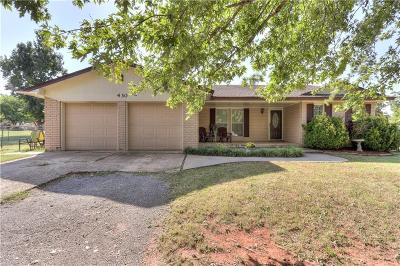 Mustang Single Family Home For Sale: 430 S Aqua Clear