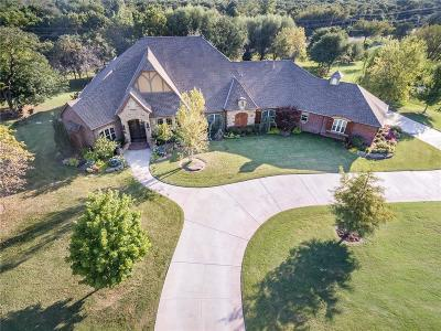 Edmond Single Family Home For Sale: 4212 Calm Waters Way