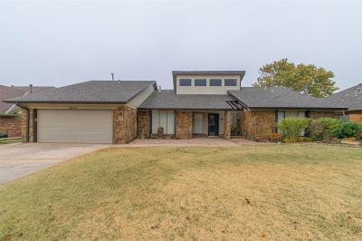 Oklahoma City Single Family Home For Sale: 3825 Spyglass Road