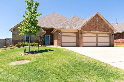 Edmond Single Family Home For Sale: 3921 Normandy Road
