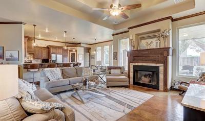 Tuttle Single Family Home For Sale: 803 Colbert Street