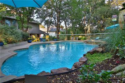 Edmond Single Family Home For Sale: 1129 Fox Lake Lane