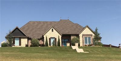 Blanchard Single Family Home For Sale: 1807 High Ridge Drive