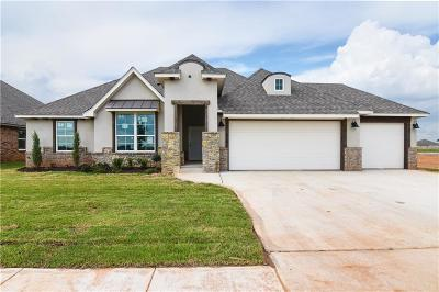 Yukon Single Family Home For Sale: 3204 Brookstone Pass Drive