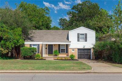 Oklahoma City Single Family Home For Sale: 2405 NW 30th Street