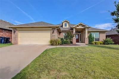 Oklahoma County Single Family Home For Sale: 2629 NW 182nd Street