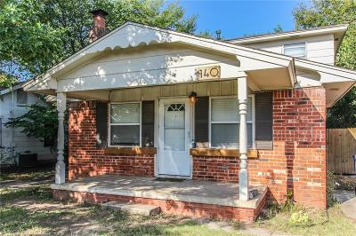 Norman Single Family Home For Sale: 140 S Reed Avenue