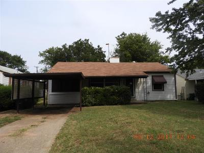 Oklahoma City Single Family Home For Sale: 4729 SE 23rd Street
