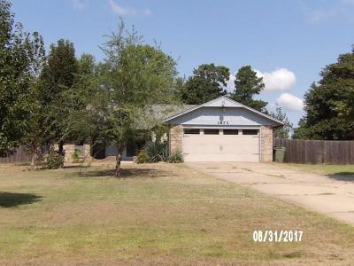 Choctaw Single Family Home For Sale: 1971 Love Lane
