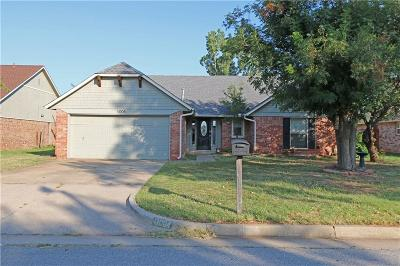 Oklahoma City Single Family Home For Sale: 11004 Windmill Road