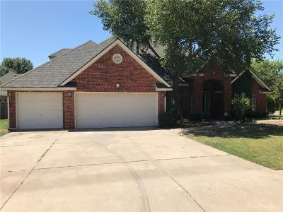 Oklahoma City Single Family Home For Sale: 2612 SW 120th Street