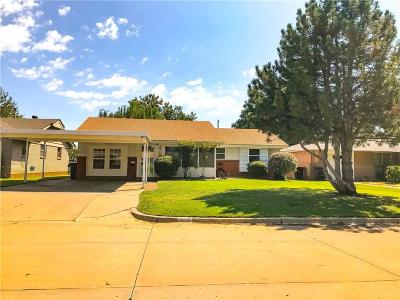 Moore OK Single Family Home For Sale: $104,000