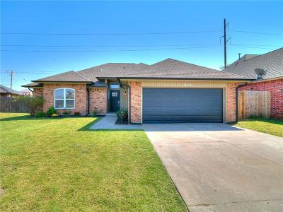 Oklahoma City Single Family Home For Sale: 14808 Brent Circle