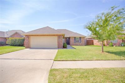 Yukon Single Family Home For Sale: 3225 Tenkiller Court