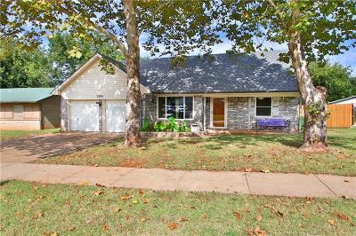 Edmond Single Family Home For Sale: 2804 Wanetta Avenue