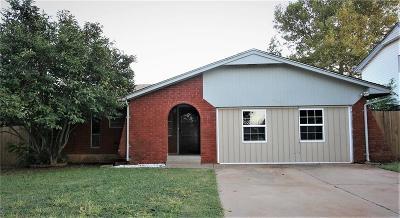 Oklahoma City Single Family Home For Sale: 8516 75th