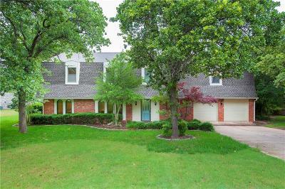 Edmond Single Family Home For Sale: 2013 E Mistletoe Lane