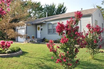 Oklahoma City Single Family Home For Sale: 3141 NW 31st Street