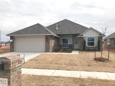 Edmond Single Family Home For Sale: 2512 NW 193rd Street