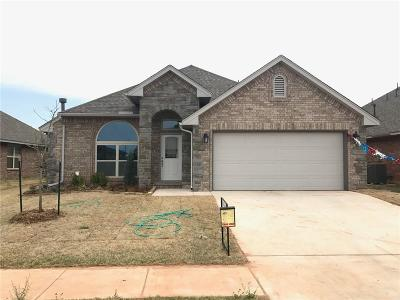 Edmond Single Family Home For Sale: 2524 NW 194th Street