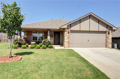 Edmond Single Family Home For Sale: 7017 NW 157th Street