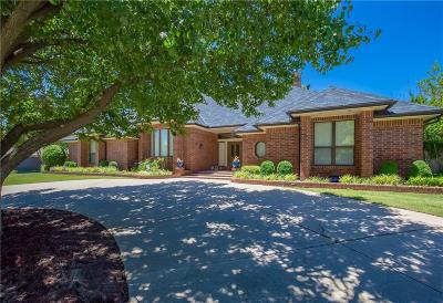 Oklahoma City Single Family Home For Sale: 12901 Fox Forest Circle