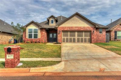 Oklahoma City Single Family Home For Sale: 8417 NW 140th Street