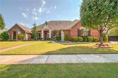 Edmond Single Family Home For Sale: 1408 NW 187th Street
