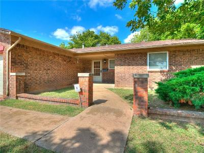 Oklahoma City Single Family Home For Sale: 1509 Gladstone