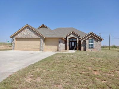 Elk City Single Family Home For Sale: 150 Gamble
