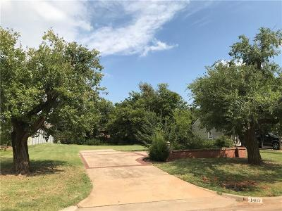 Oklahoma City OK Residential Lots & Land For Sale: $550,000