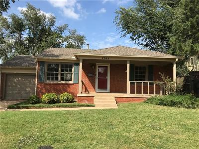 Oklahoma City Single Family Home For Sale: 1733 Brighton Avenue