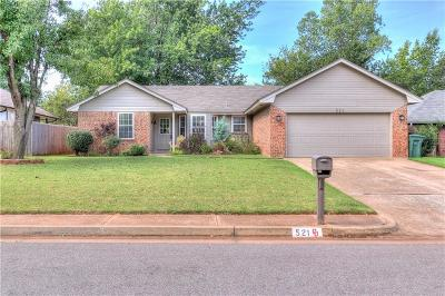 Edmond Single Family Home For Sale: 521 Old English Road