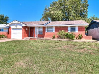 Moore OK Single Family Home For Sale: $99,500