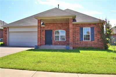 Oklahoma City Single Family Home For Sale: 5916 67th