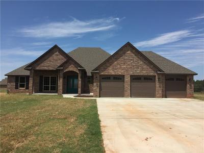 Newcastle Single Family Home For Sale: 2231 Hill Place